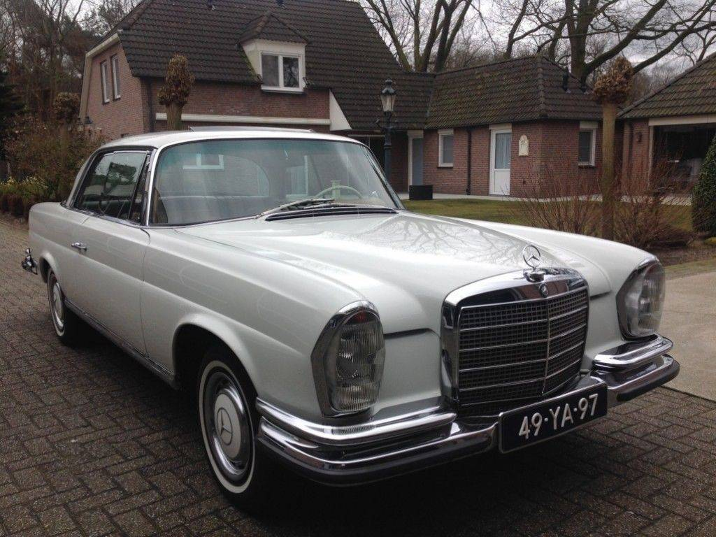 Mercedes benz 280 se 1973 f r eur kaufen for Mercedes benz 950
