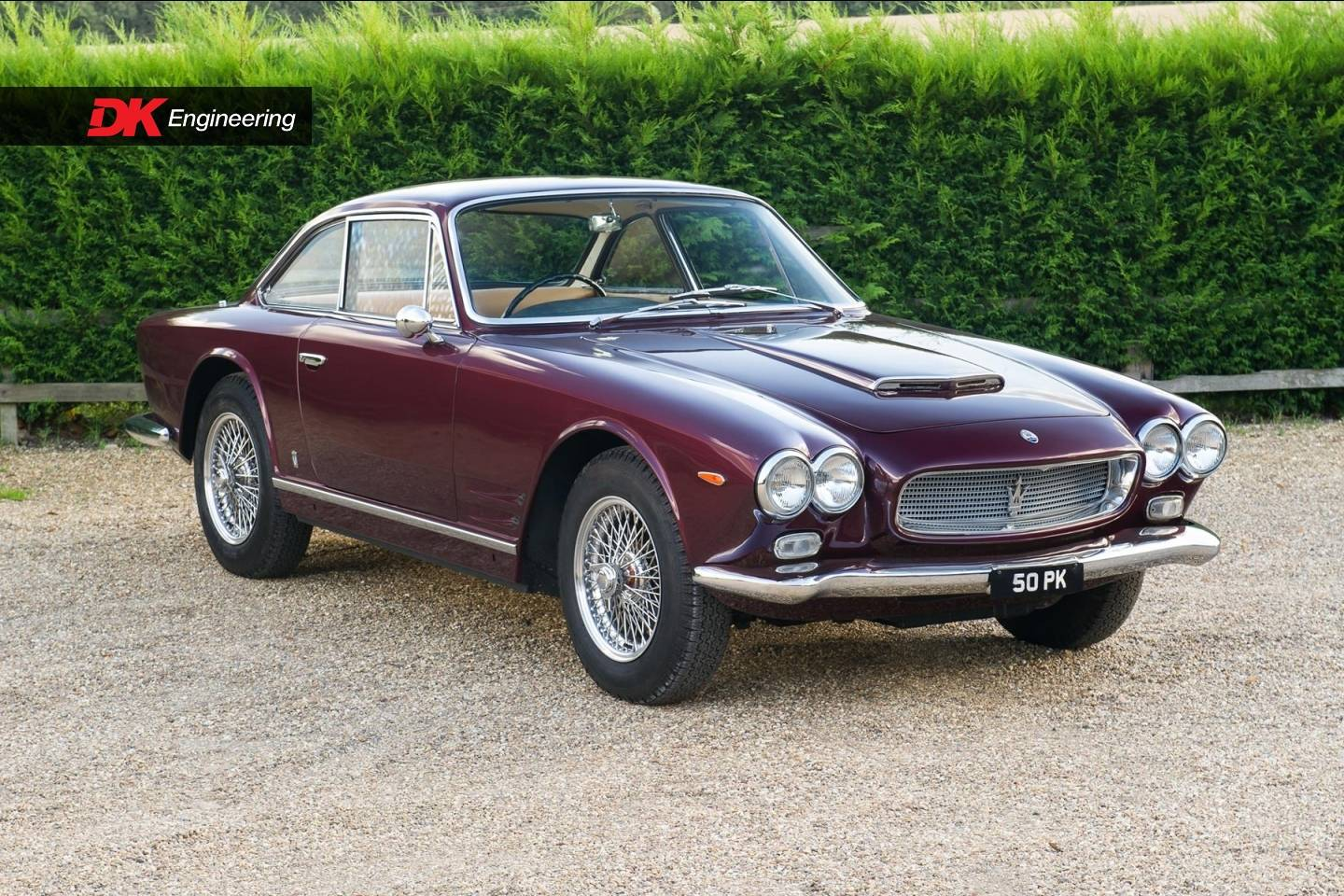 Maserati 3500 GT Touring (1962) for Sale - Classic Trader