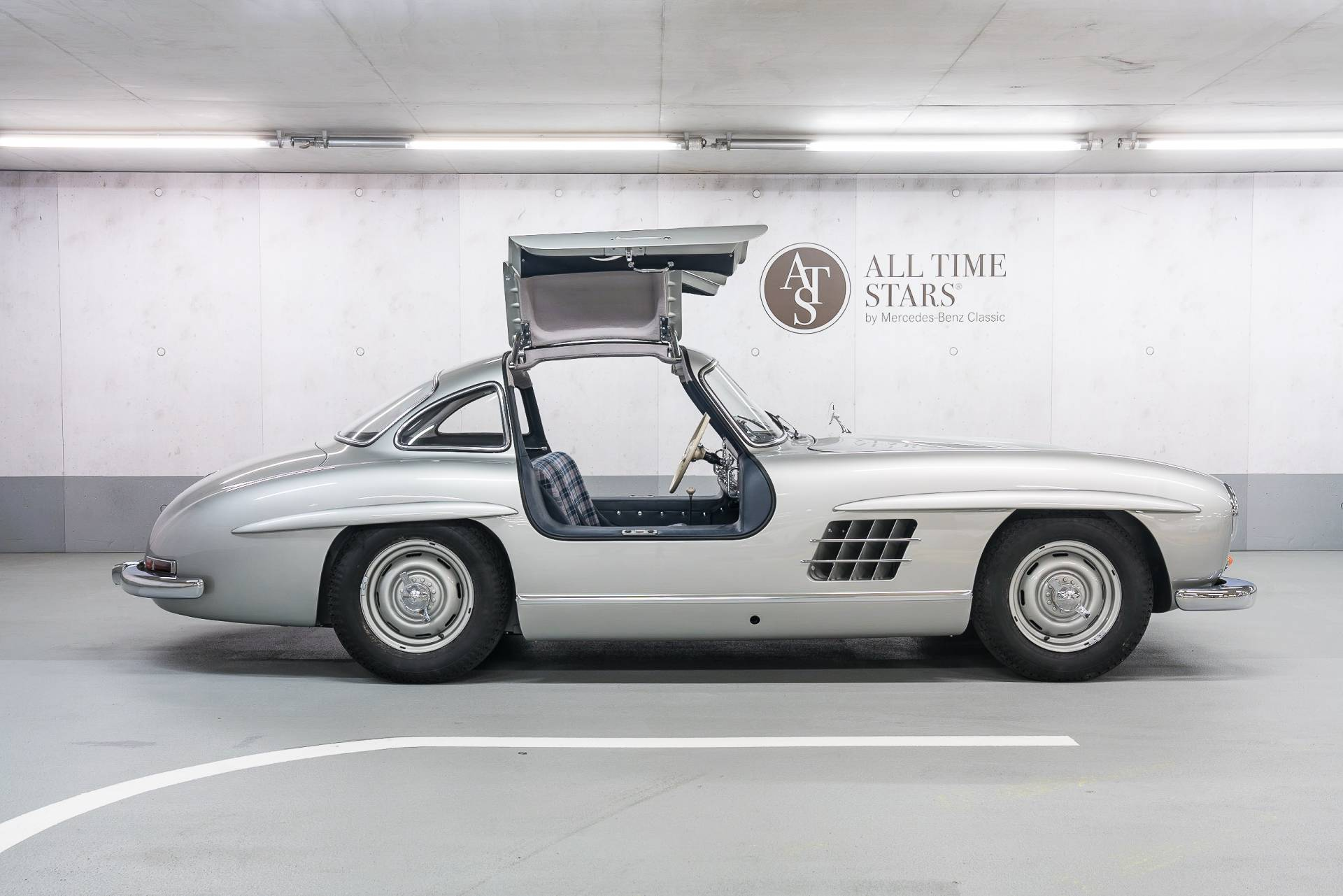 mercedes benz 300 sl fl gelt rer 1954 kaufen classic. Black Bedroom Furniture Sets. Home Design Ideas