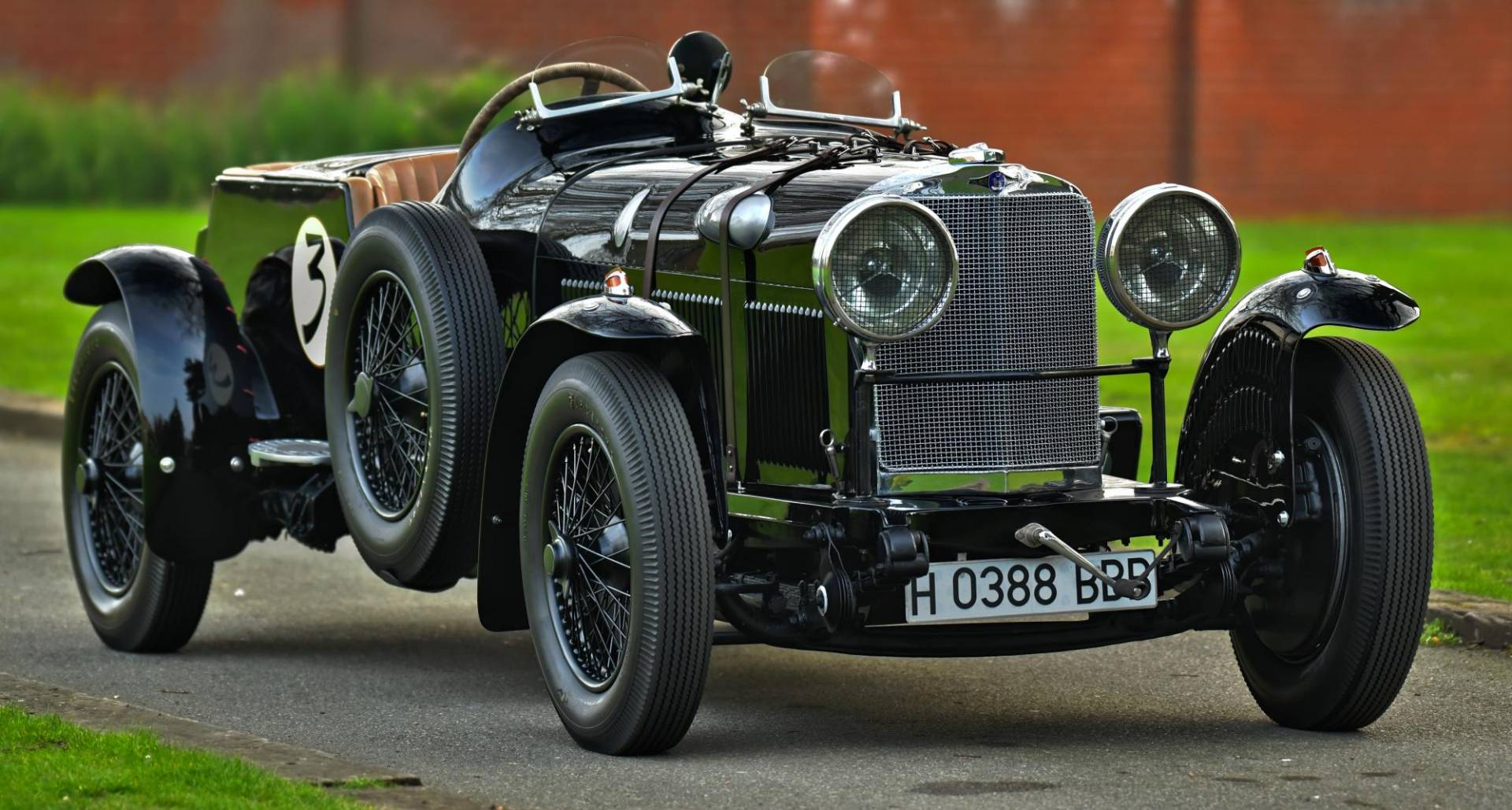 Talbot BA 105  Sports Tourer