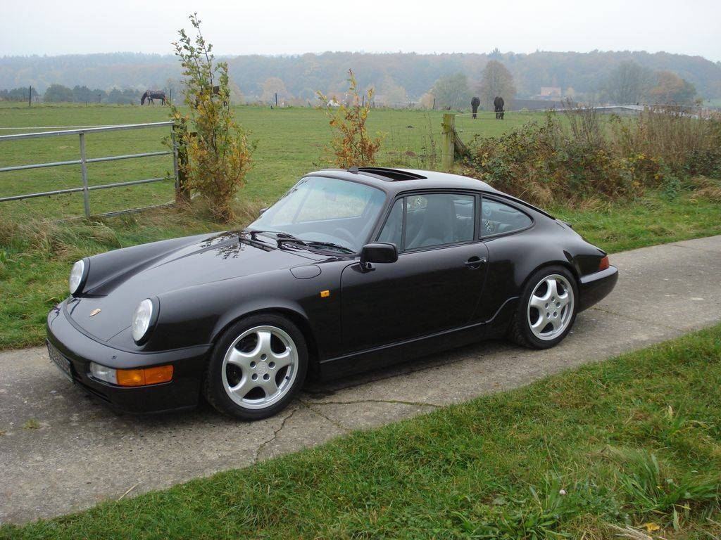 porsche 911 carrera 4 1990 kaufen classic trader. Black Bedroom Furniture Sets. Home Design Ideas