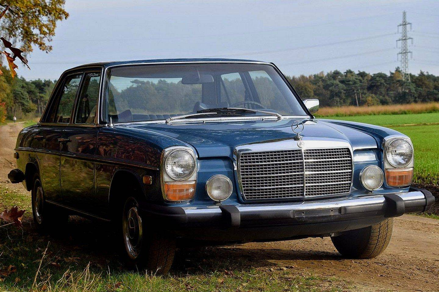 For sale mercedes benz 280 1974 offered for gbp 9 640 for 1974 mercedes benz 280
