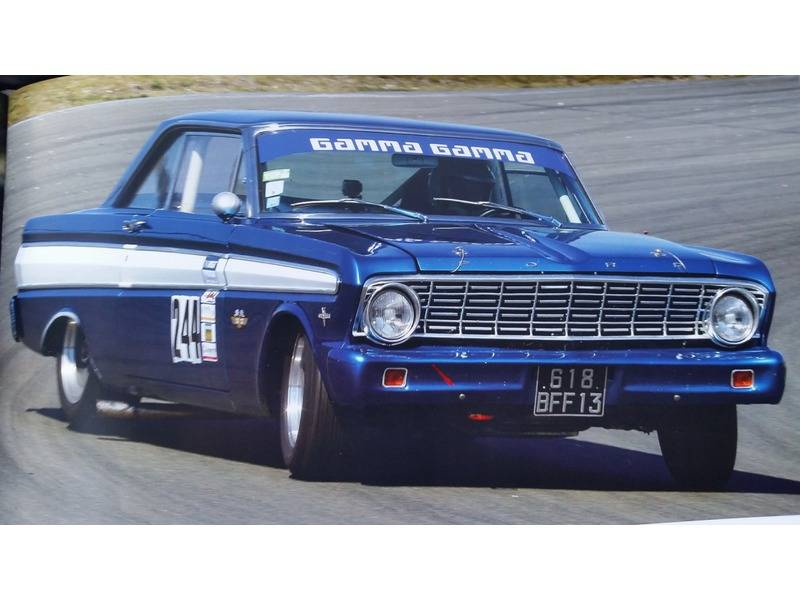 Ford Falcon Futura Sprint