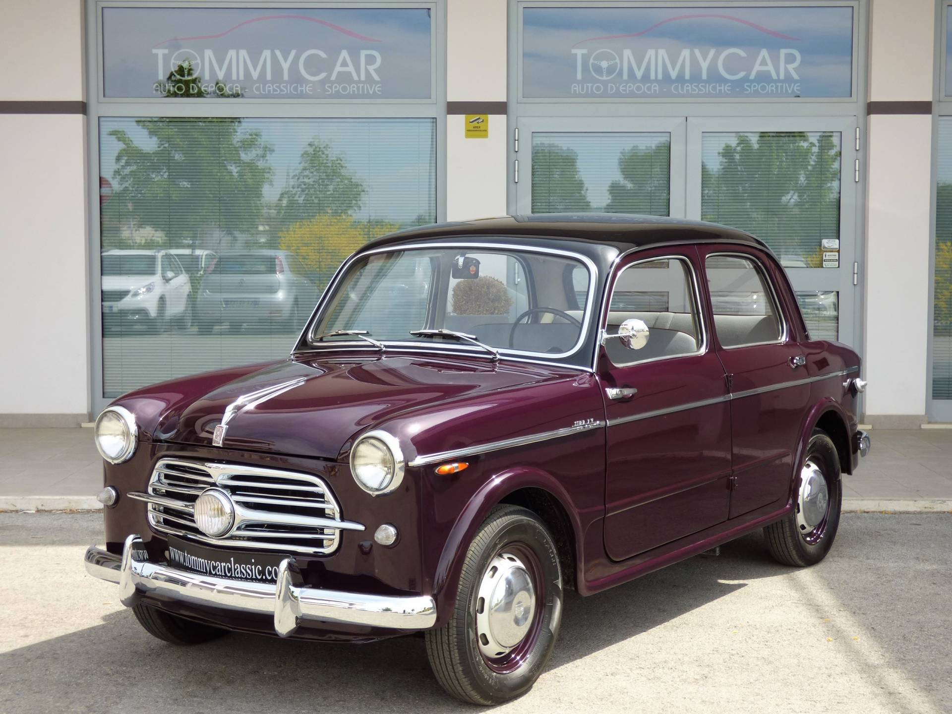 FIAT 1100-103 TV - Mille Miglia Eligible