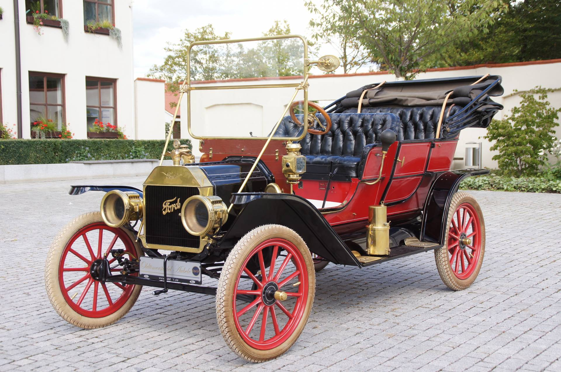 ford modell t touring 1909 f r eur kaufen. Black Bedroom Furniture Sets. Home Design Ideas