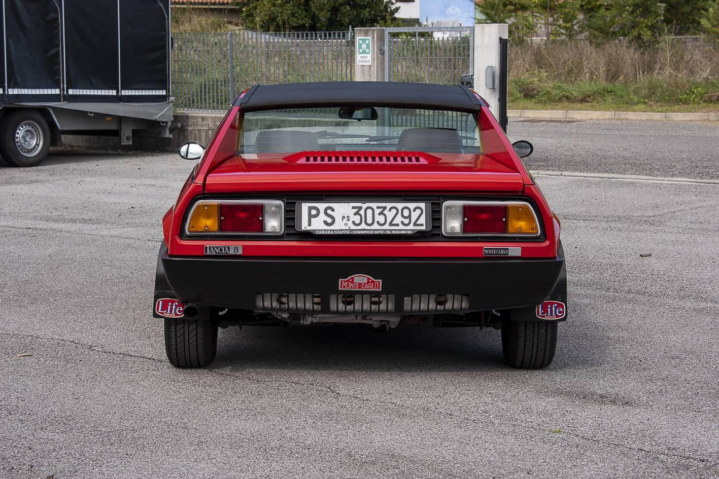 Lancia Beta Montecarlo Spider  1976  F U00fcr Eur 22 000 Kaufen