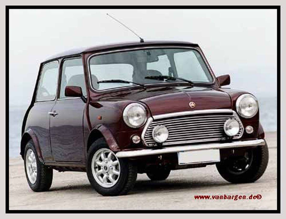 for sale rover mini cooper 40 limited edition 2000. Black Bedroom Furniture Sets. Home Design Ideas