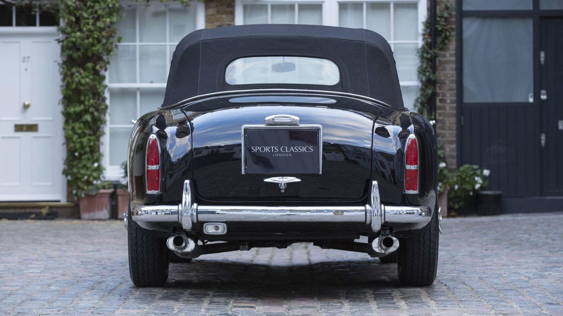 Aston Martin DB 2/4 Mk III (1959) for Sale - Classic Trader