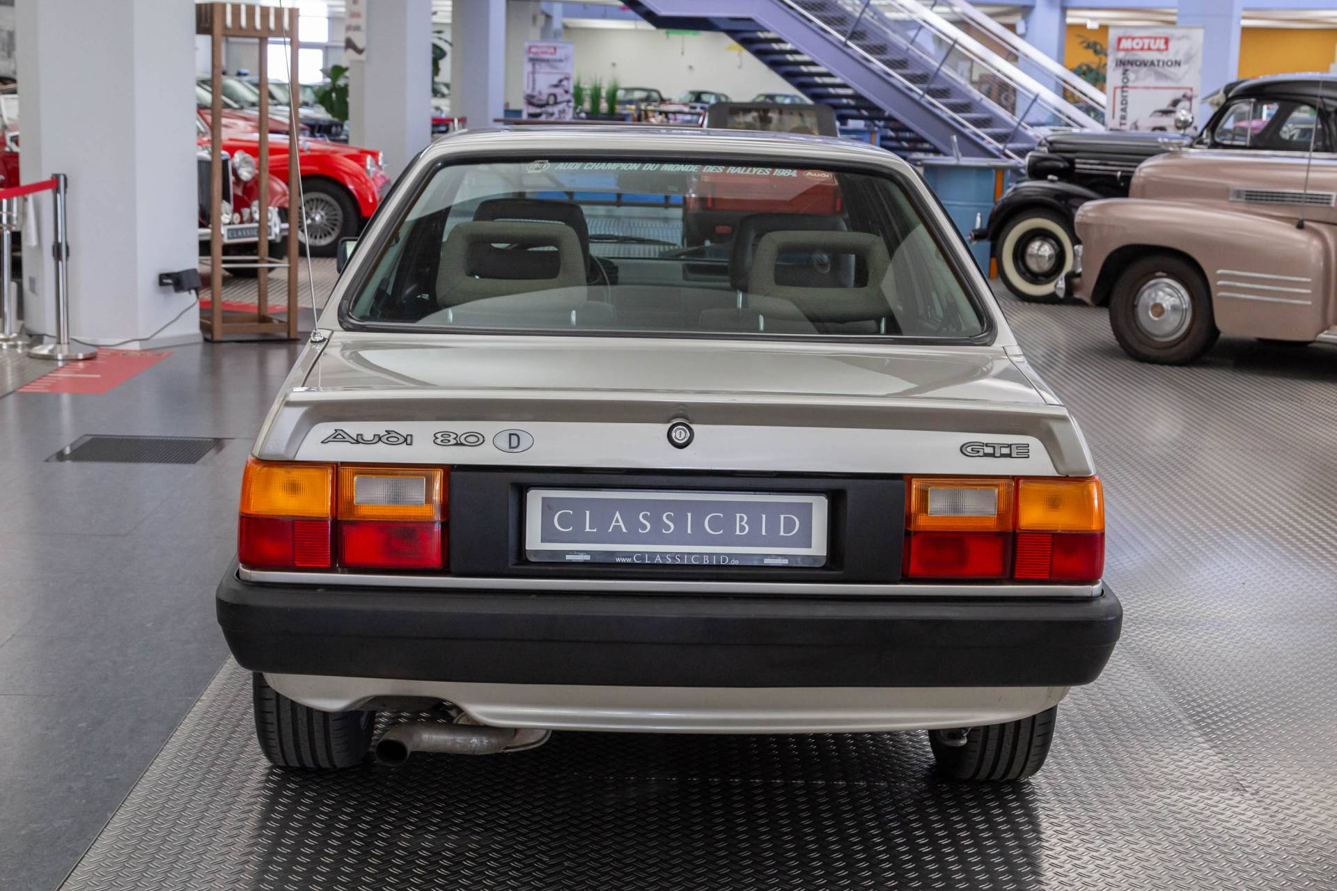 For Sale: Audi 80 GTE (1986) offered for GBP 9,581