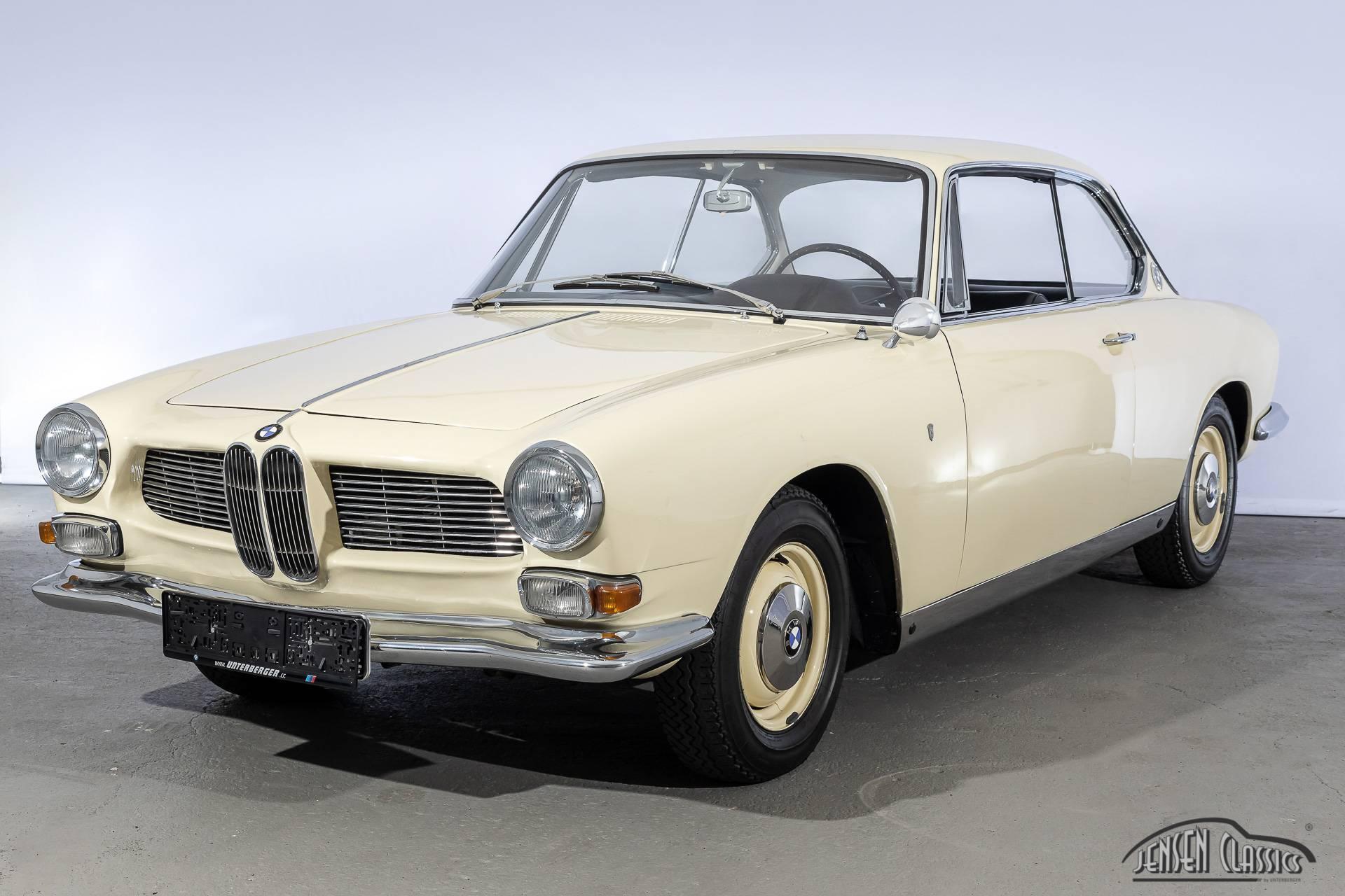 BMW 3200 CS (1963) für EUR 109.000 kaufen