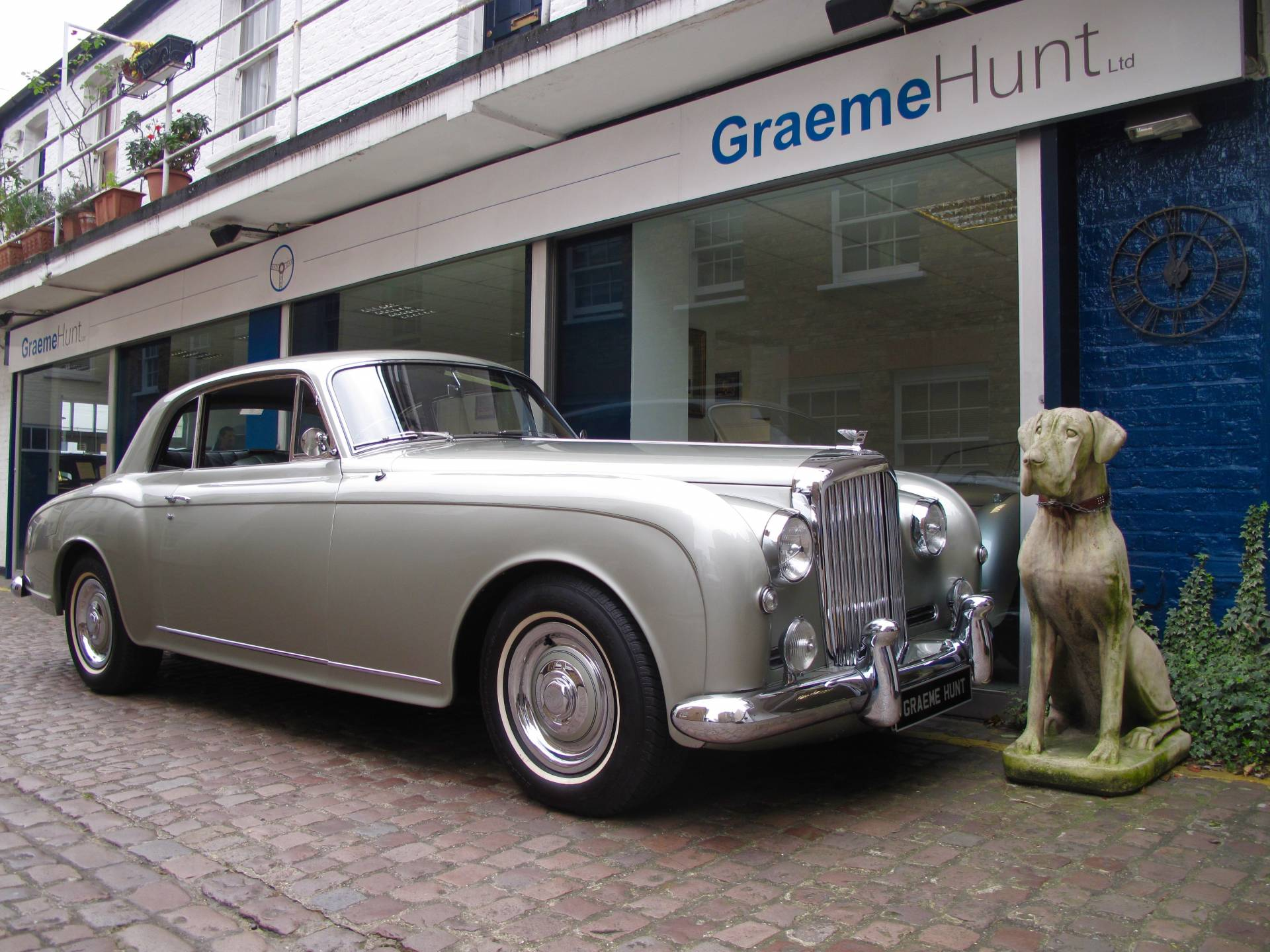For Sale Bentley S 1 Continental 1956 Offered For Gbp