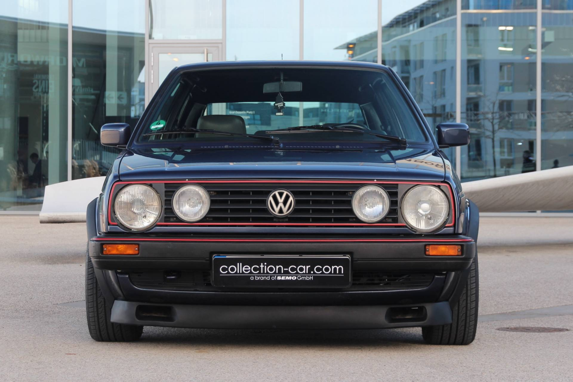 for sale volkswagen golf mk ii gti 16v 1 8 1988 offered. Black Bedroom Furniture Sets. Home Design Ideas