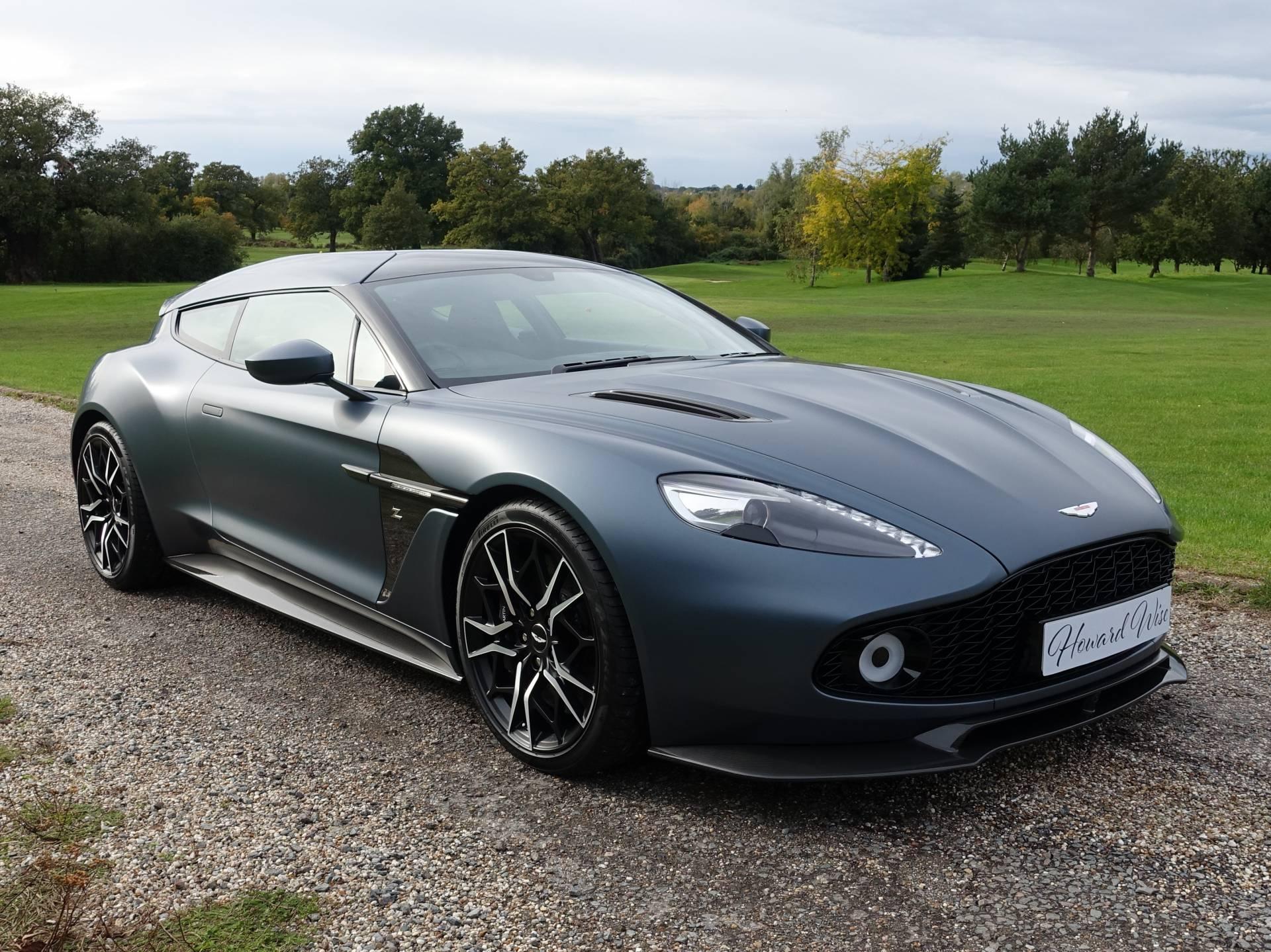 For Sale Aston Martin Vanquish Zagato Shooting Brake 2019 Offered For Gbp 699 995