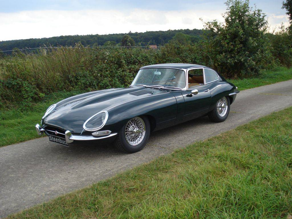 jaguar e type 3 8 1963 kaufen classic trader. Black Bedroom Furniture Sets. Home Design Ideas