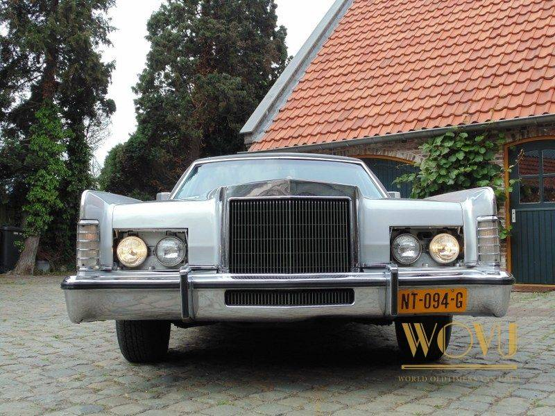 Lincoln Continental Town Car (1976) for Sale - Classic Trader