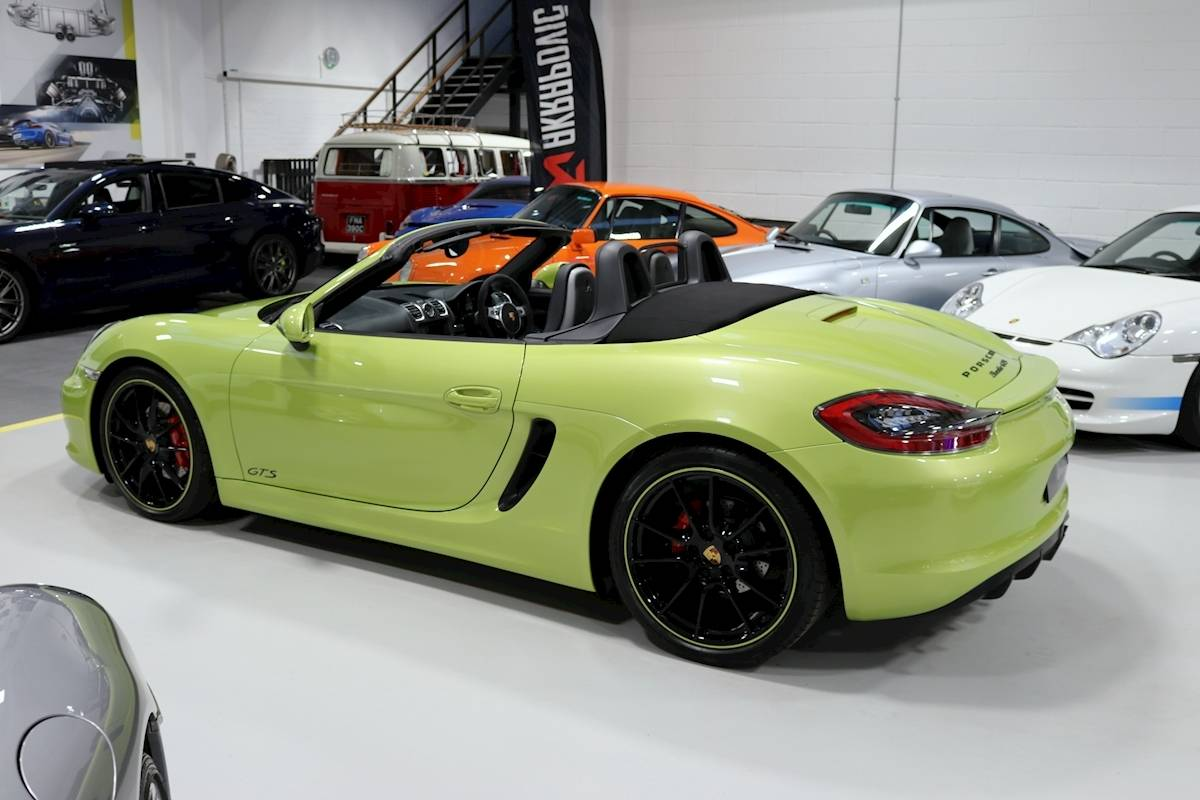 for sale porsche boxster gts 2015 offered for gbp 59 900. Black Bedroom Furniture Sets. Home Design Ideas