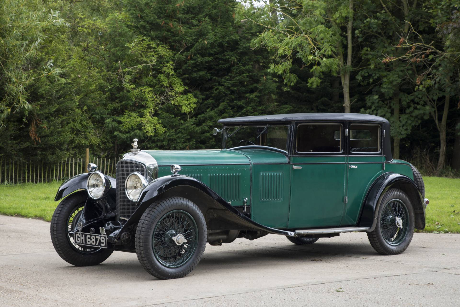 Bentley 6 1/2 Litre Speed Six (1930) for Sale - Classic Trader
