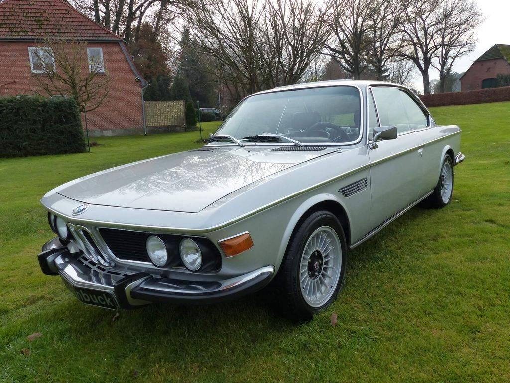 Bmw 3 0 Cs 1972 Für 70 562 Eur Kaufen