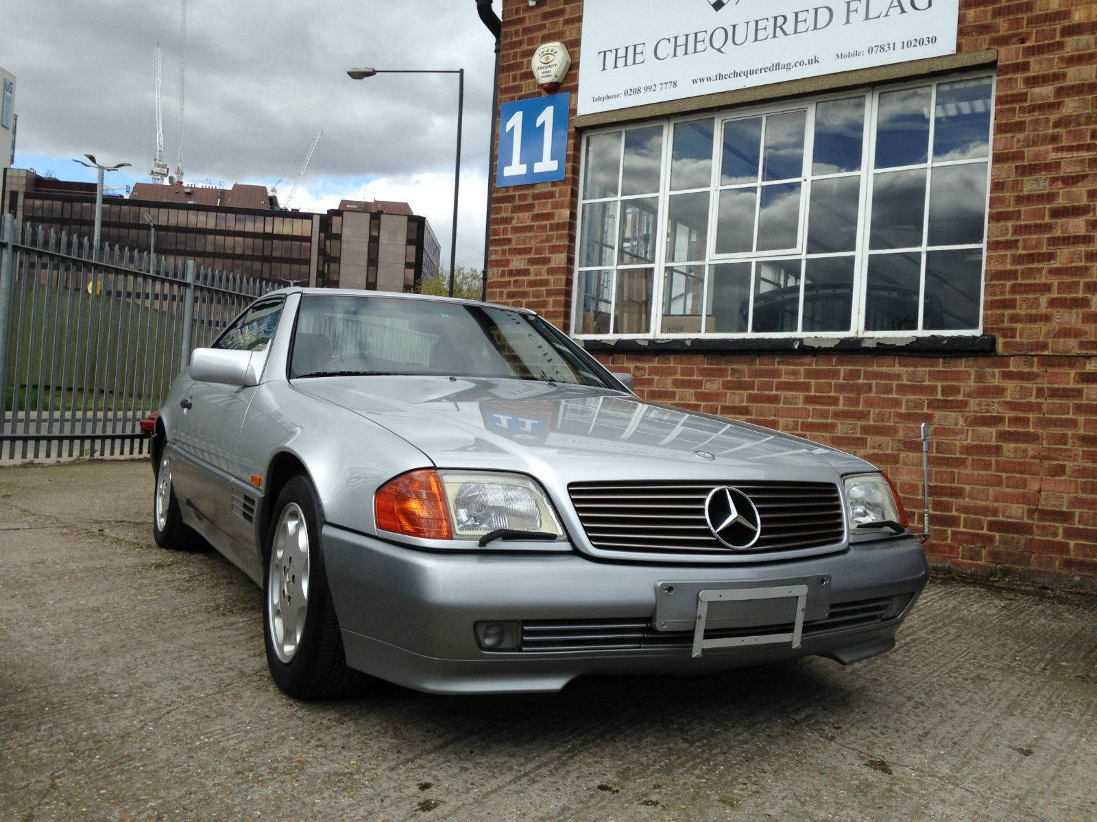 For sale mercedes benz 500 sl 1993 offered for gbp 14 950 for Mercedes benz 500 sl