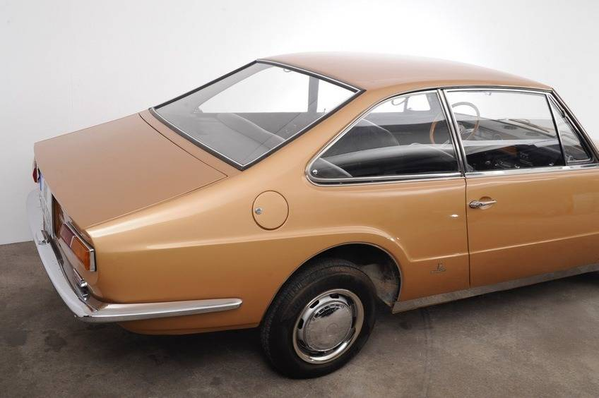For Sale: FIAT 124 Vignale Coupé Eveline (1968) Offered