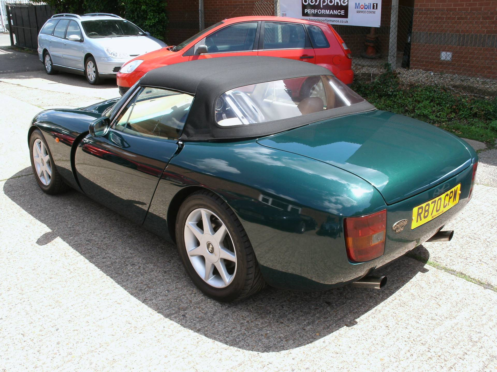vehicle_ad_standard_image_d4e5ea860a57710dc2714a848d704cd4 Fascinating Tvr Griffith for Sale In Uk Cars Trend