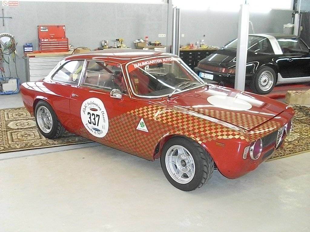 alfa romeo giulia gta 1300 junior (1971) kaufen - classic trader