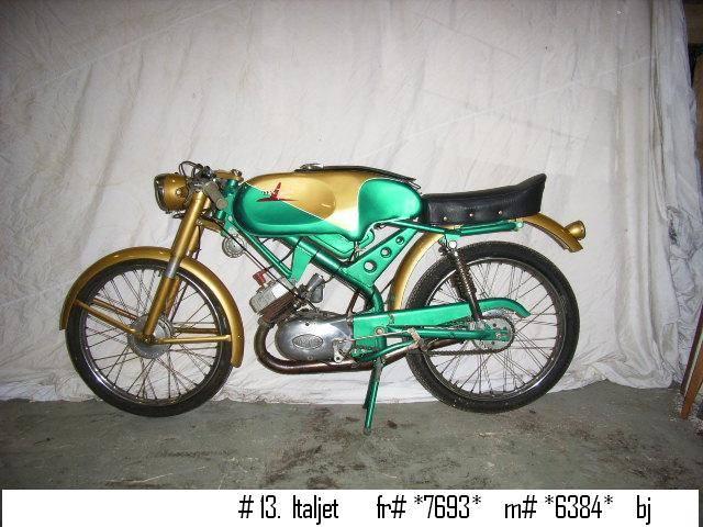 vintage moped trader