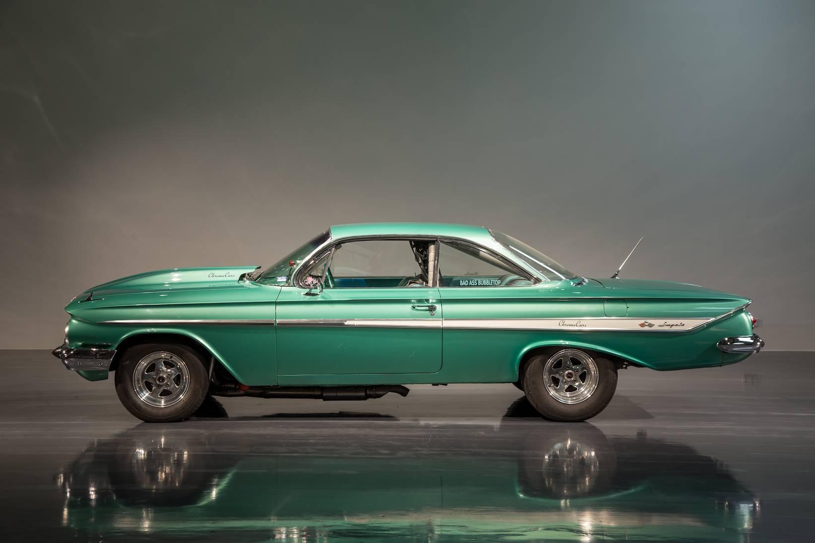 chevrolet impala sport coupe 1961 f r eur kaufen. Black Bedroom Furniture Sets. Home Design Ideas