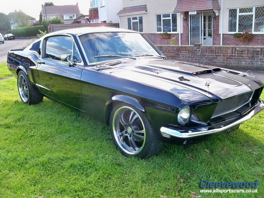 ford mustang gt 1968 f r chf 66 39 080 kaufen. Black Bedroom Furniture Sets. Home Design Ideas