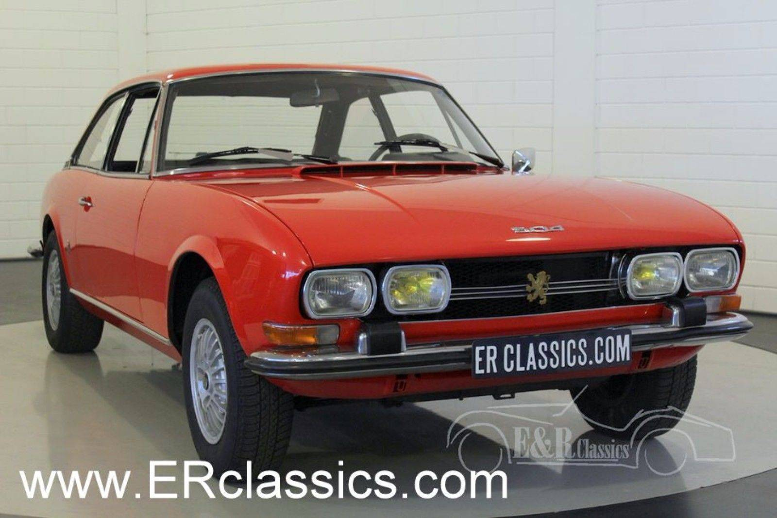 for sale peugeot 504 coupe 1973 offered for gbp 12 724. Black Bedroom Furniture Sets. Home Design Ideas