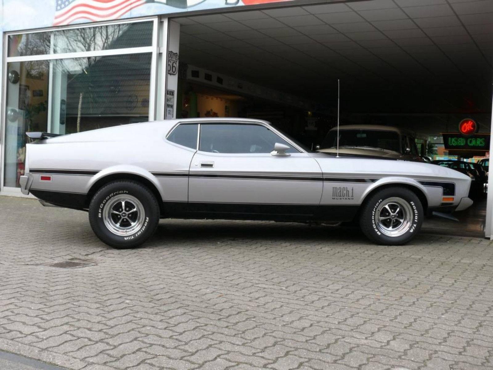 Ford Mustang Mach 1 1972 für 39 500 EUR kaufen