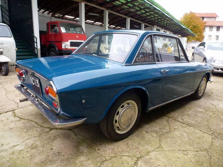 lancia fulvia coupe 1967 kaufen classic trader. Black Bedroom Furniture Sets. Home Design Ideas