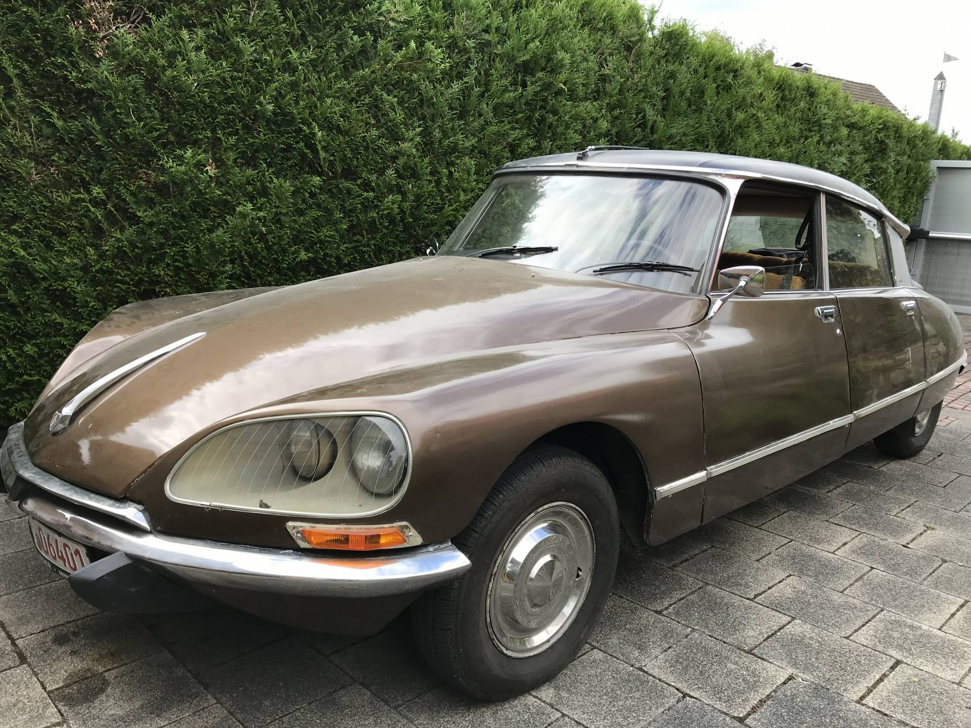 Citroën DS 23 - Citroen DS Pallas