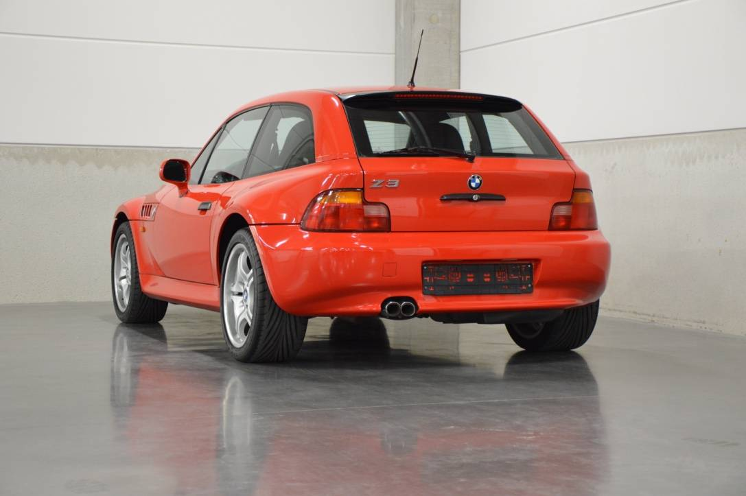 For Sale Bmw Z3 Coup 233 2 8 1998 Offered For Gbp 21 676