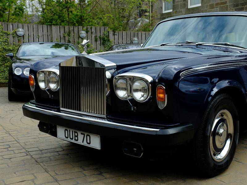 for sale rolls royce silver shadow ii 1980 offered for. Black Bedroom Furniture Sets. Home Design Ideas