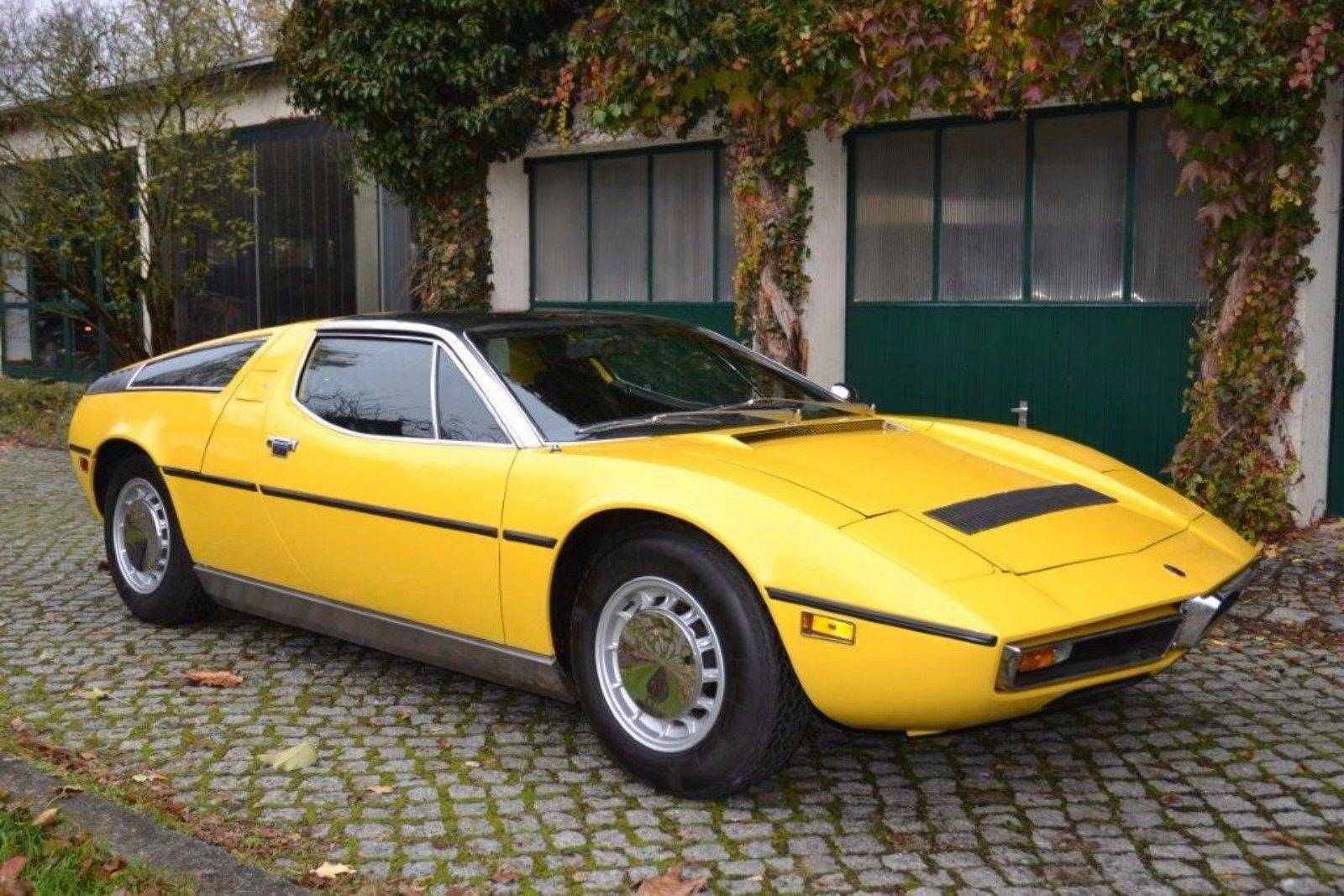 For Sale: Maserati Bora 4900 (1975) offered for AUD 391,369