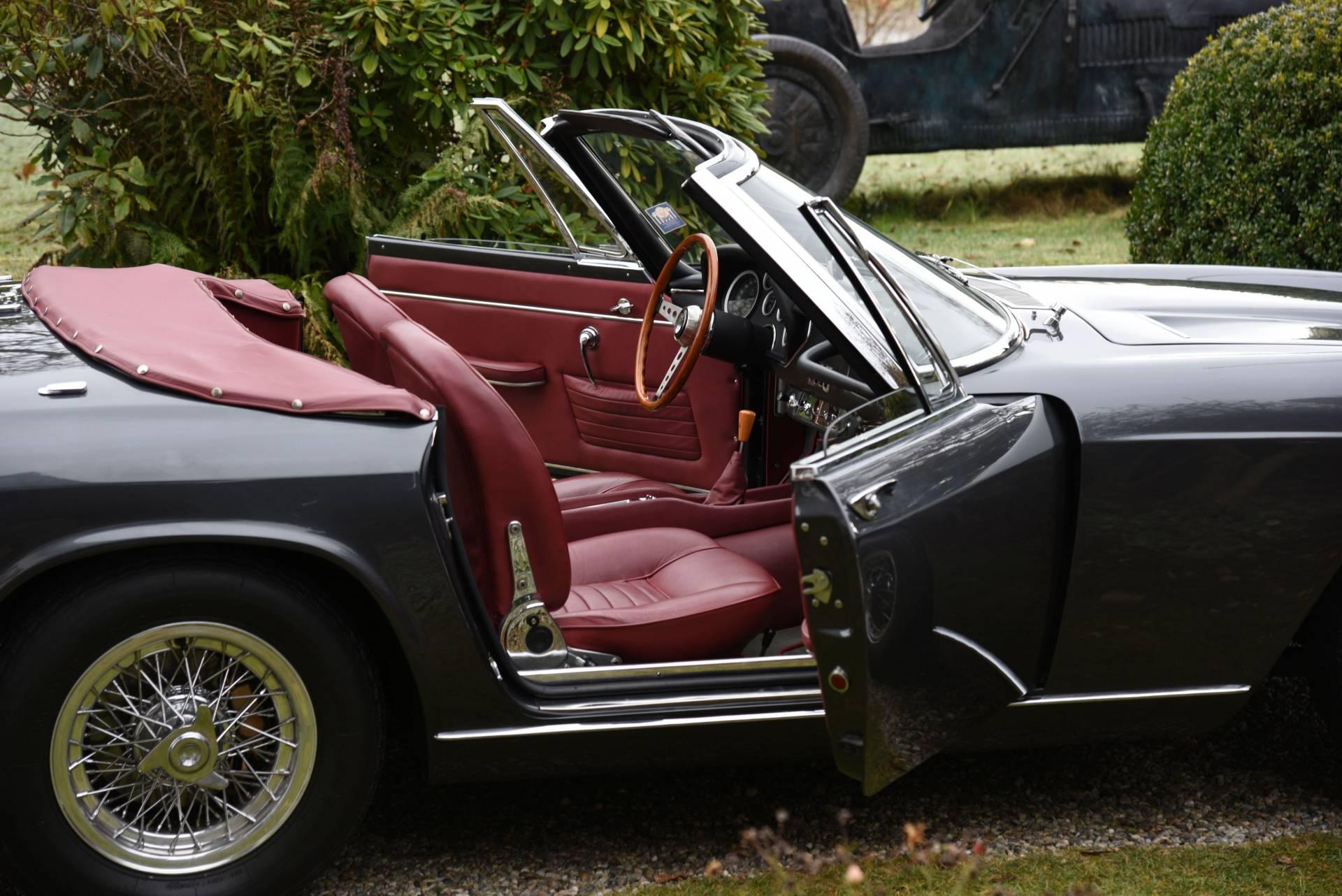 Maserati Mistral 4000 Spyder (1970) kaufen - Classic Trader