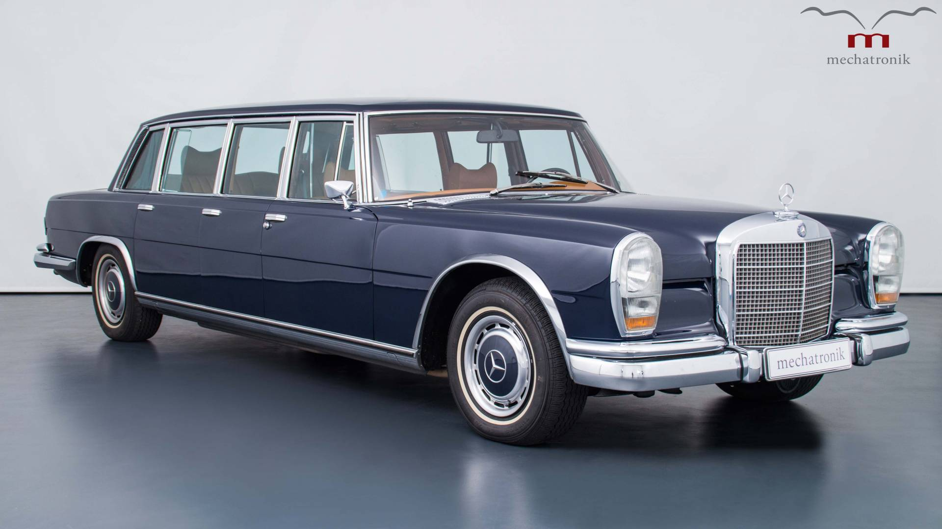 Mercedes benz 600 1972 for sale classic trader for Mercedes benz 600
