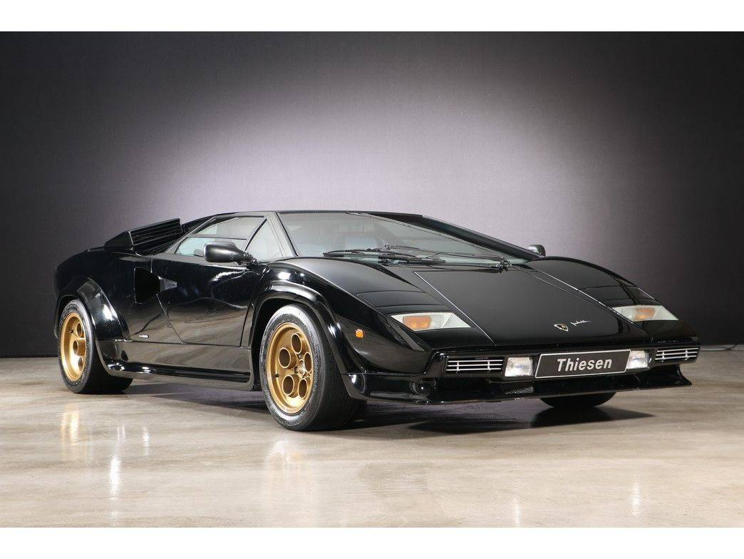 lamborghini countach lp 400 s 1982 kaufen classic trader. Black Bedroom Furniture Sets. Home Design Ideas