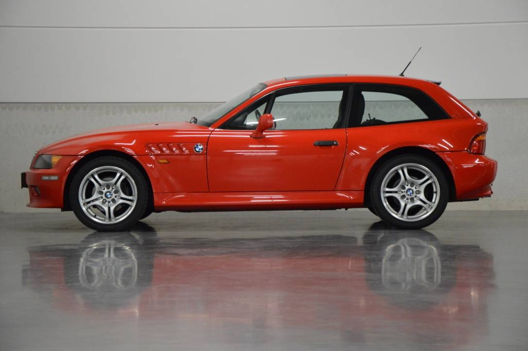 For Sale Bmw Z3 Coup 233 2 8 1998 Offered For Gbp 21 571