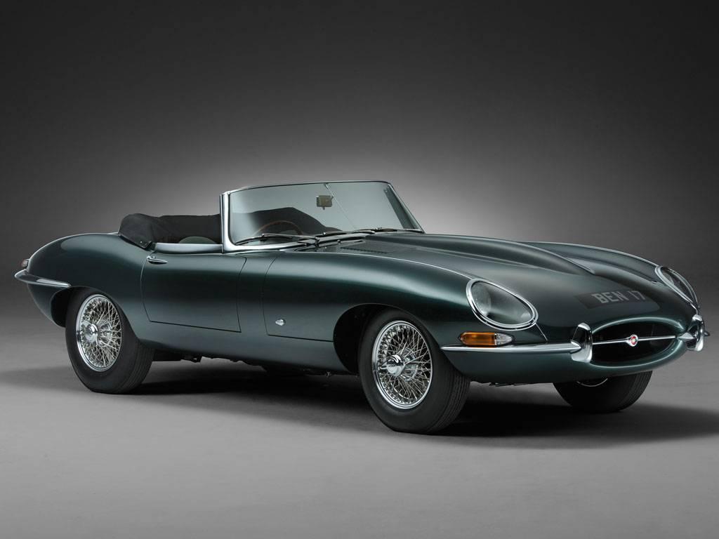 jaguar e type 3 8 1961 kaufen classic trader. Black Bedroom Furniture Sets. Home Design Ideas