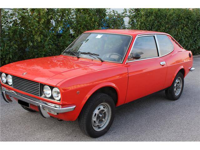 for sale fiat 128 sport coupe 1972 offered for aud 11 951. Black Bedroom Furniture Sets. Home Design Ideas