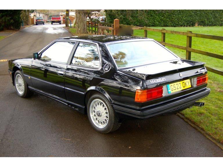 Maserati 222 E (1989) for Sale - Classic Trader