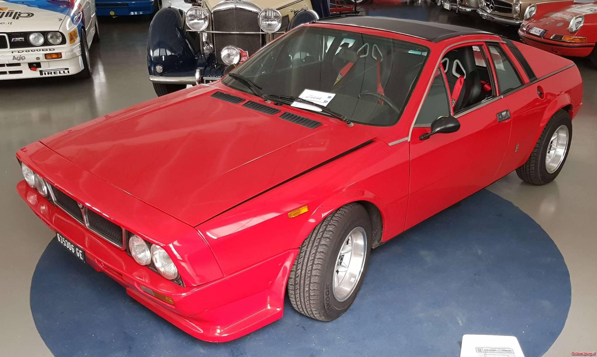 Lancia Beta Montecarlo  1976  In Vendita A 25 000 Eur