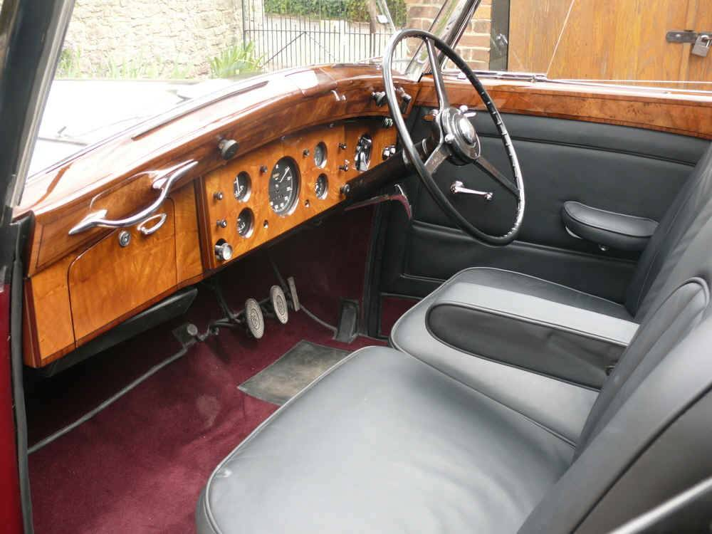 For Sale Rolls Royce Silver Wraith 1947 Offered For Gbp