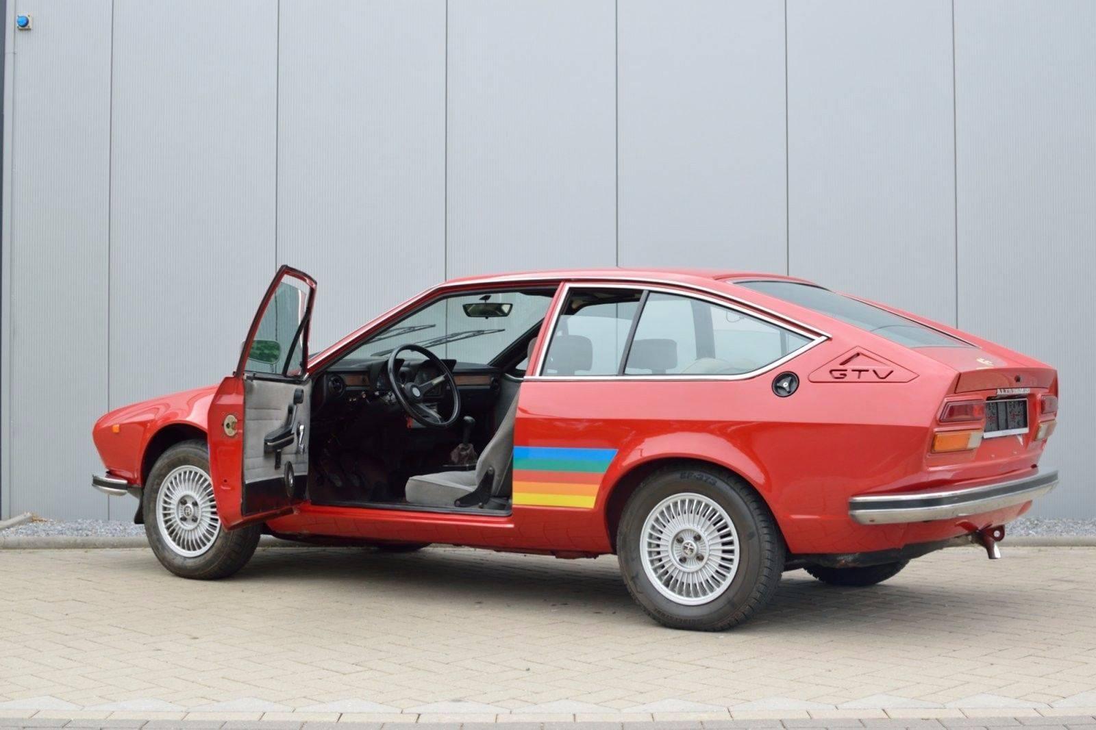 alfa romeo alfetta gtv 2 0 turbodelta 1979 f r eur kaufen. Black Bedroom Furniture Sets. Home Design Ideas