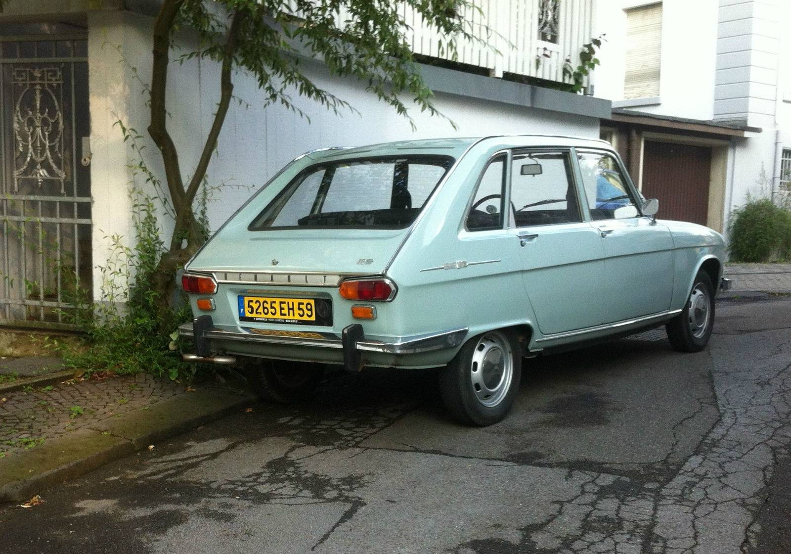Renault r 16 ts 1968 f r eur kaufen for Renault 8 interieur