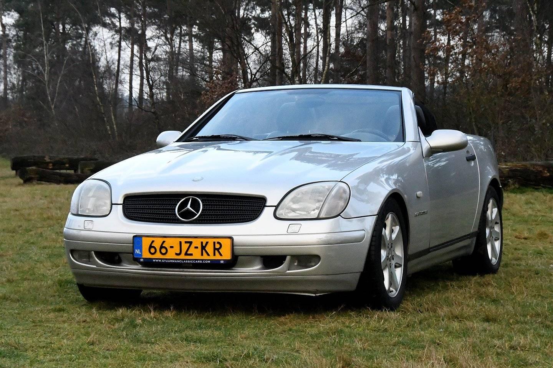 For Sale: Mercedes-Benz SLK 230 Kompressor (1997) offered ...