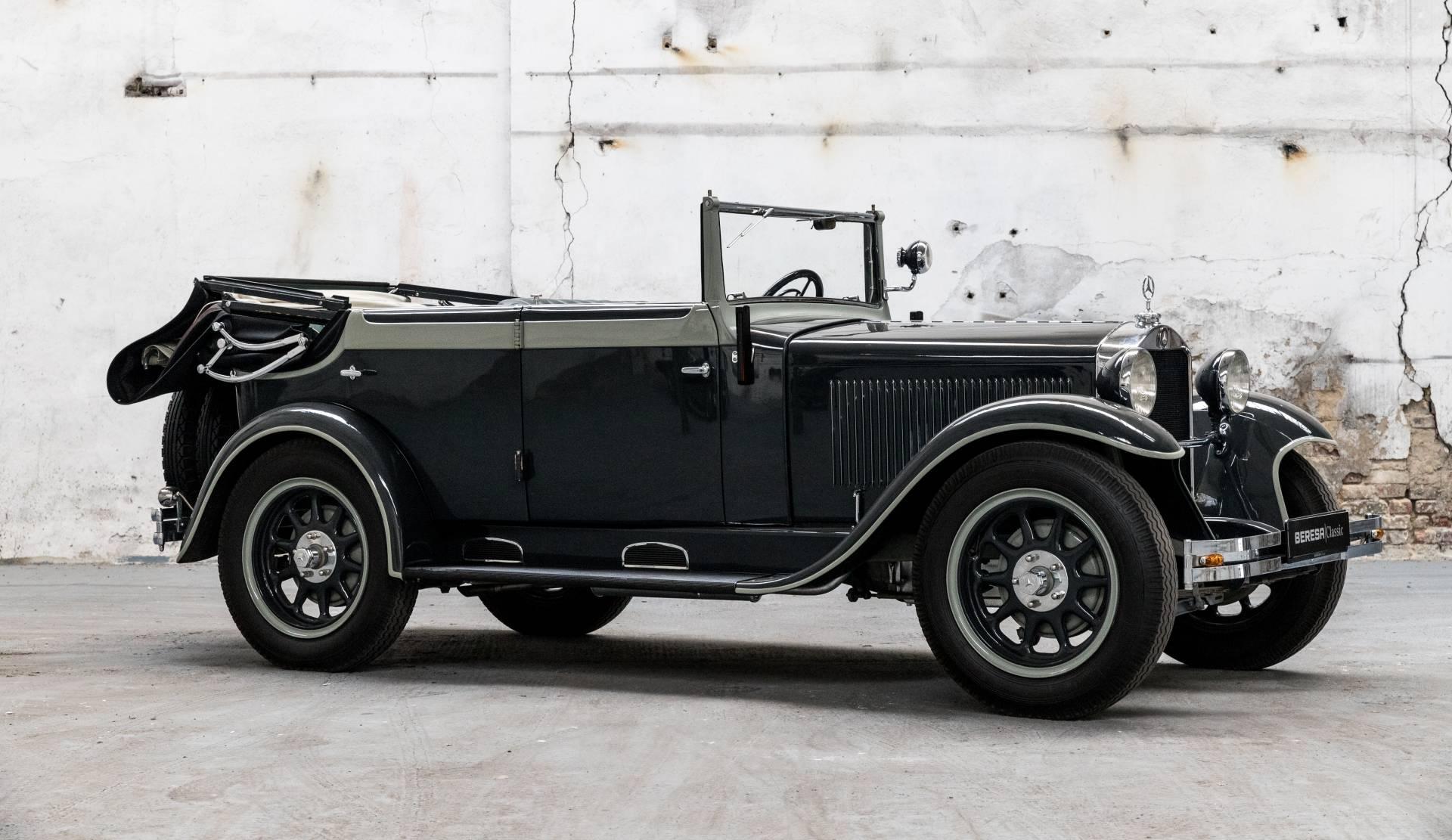 Mercedes benz 10 50 ps typ stuttgart 260 1929 kaufen for Mercedes benz 50