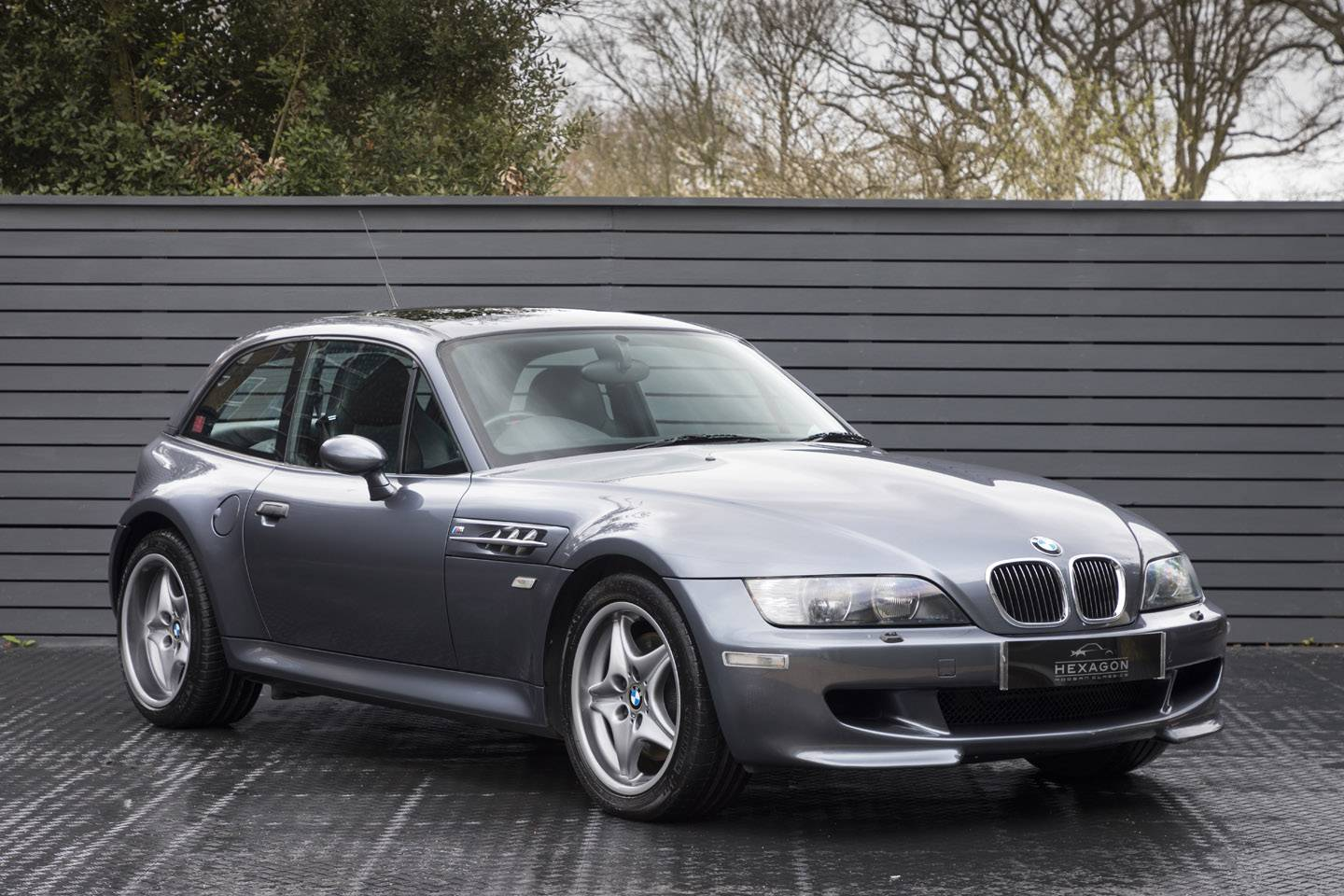 For Sale Bmw Z3 M Coupe 2002 Offered For Gbp 54 995